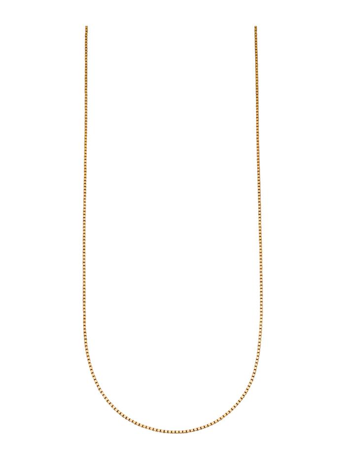 Venezianerkette in Gelbgold, Gelbgoldfarben