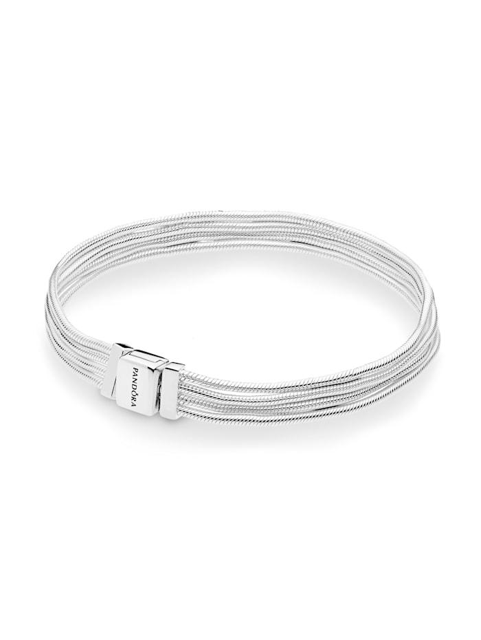 Pandora Armband 597943-19, Silberfarben