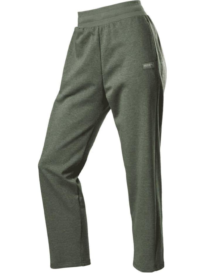 Puma Puma Sporthose FUSION Pants, Khaki