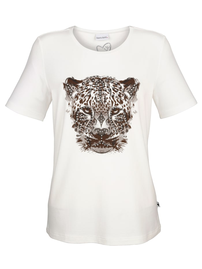 Shirt mit Tigerprint