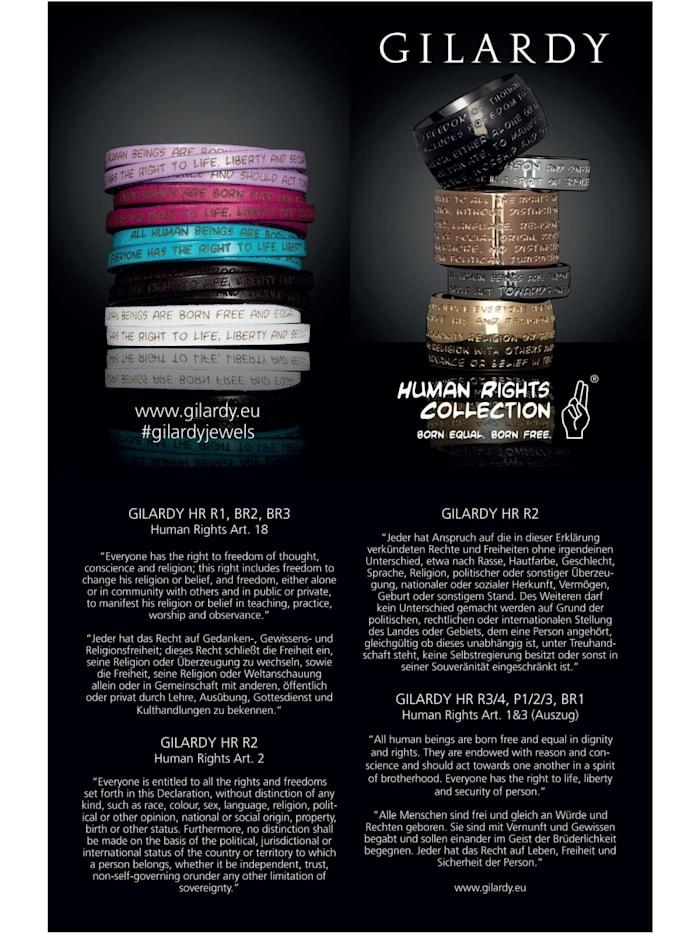 Armband Edelstahl 6,0, 6,5 bzw. 7,0cm Glänzend