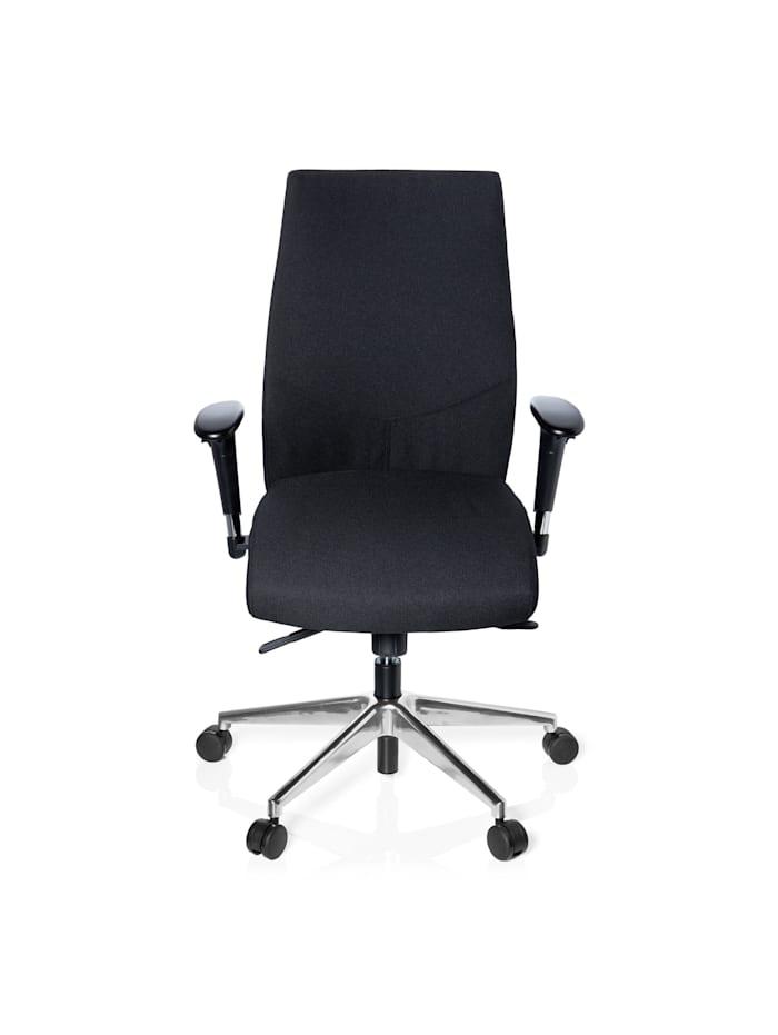 hjh OFFICE Profi Bürostuhl PRO-TEC 250, Schwarz