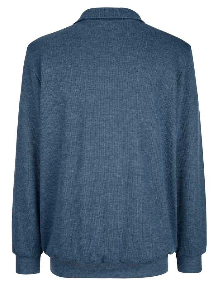 Sweatshirt med muddar