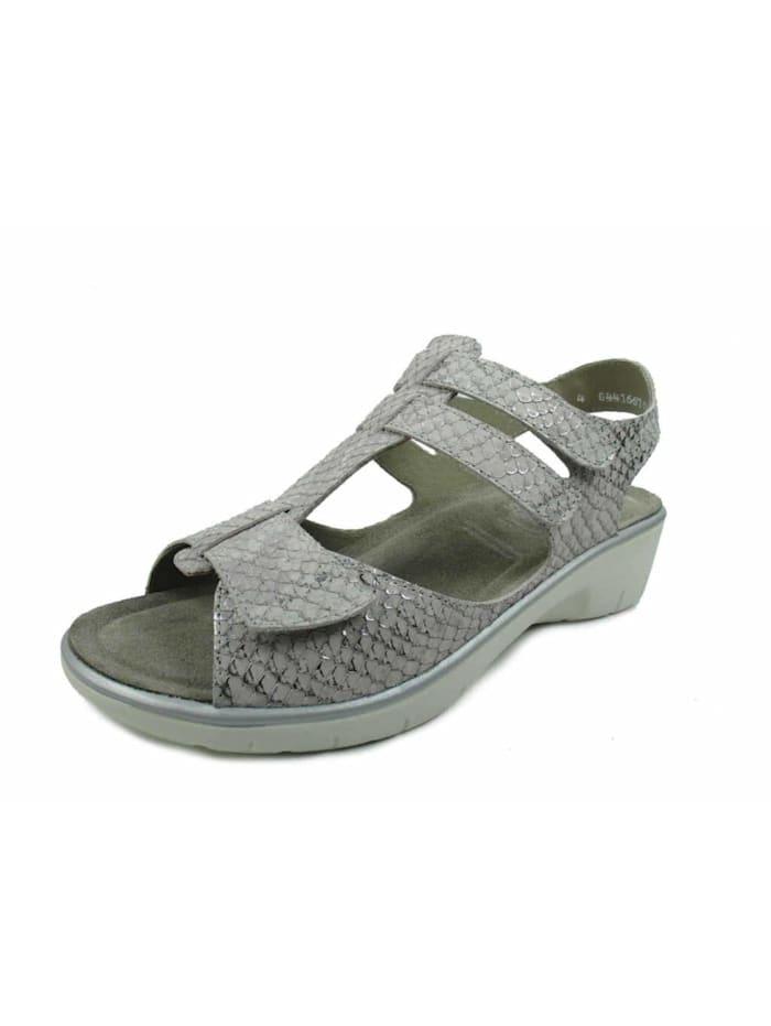 Solidus Sandalen/Sandaletten, mauve