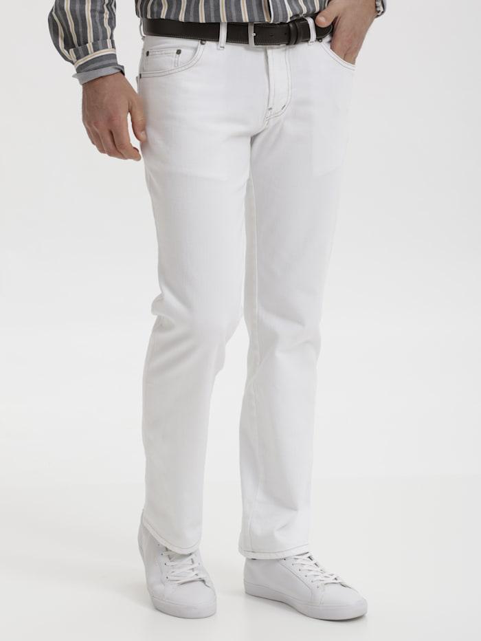 BABISTA Jeans in Stretch-Qualität, Weiß
