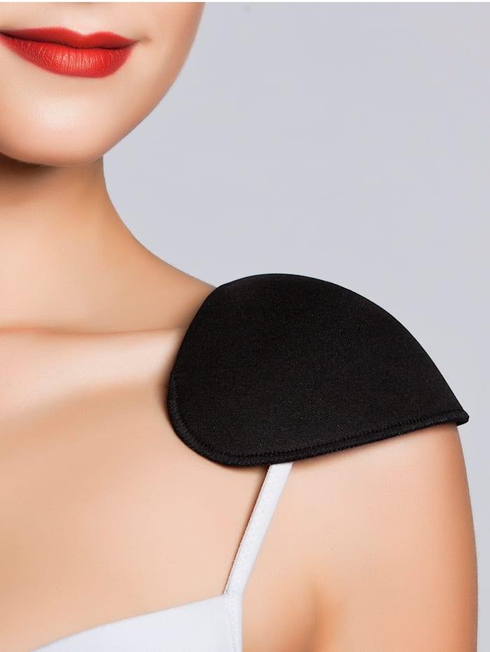 Olkatoppaukset, kiinnitetään rintaliivien olkaimiin