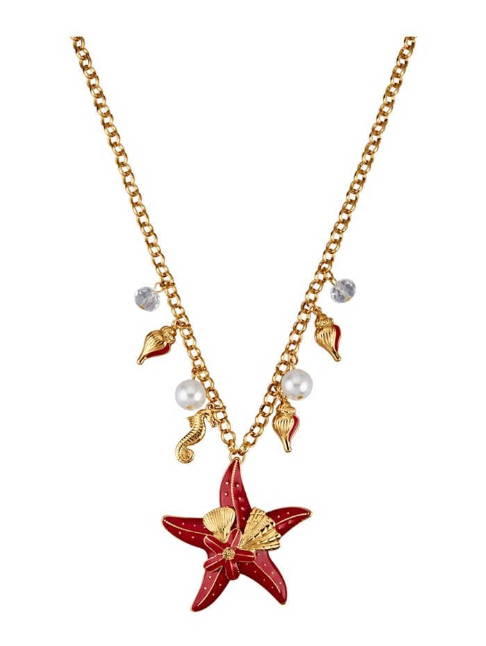 Collier, Rood