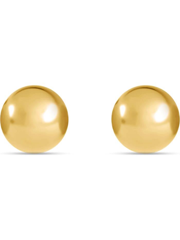 FAVS. FAVS Damen-Ohrstecker 375er Gelbgold, gelbgold