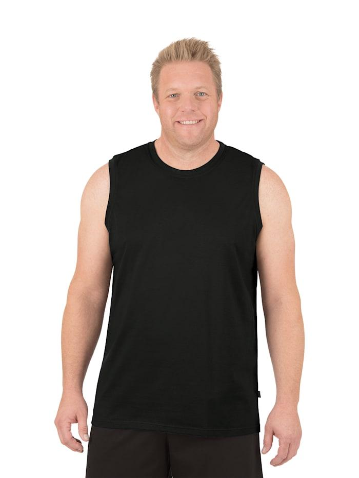 Herren Trägershirt aus Single-Jersey