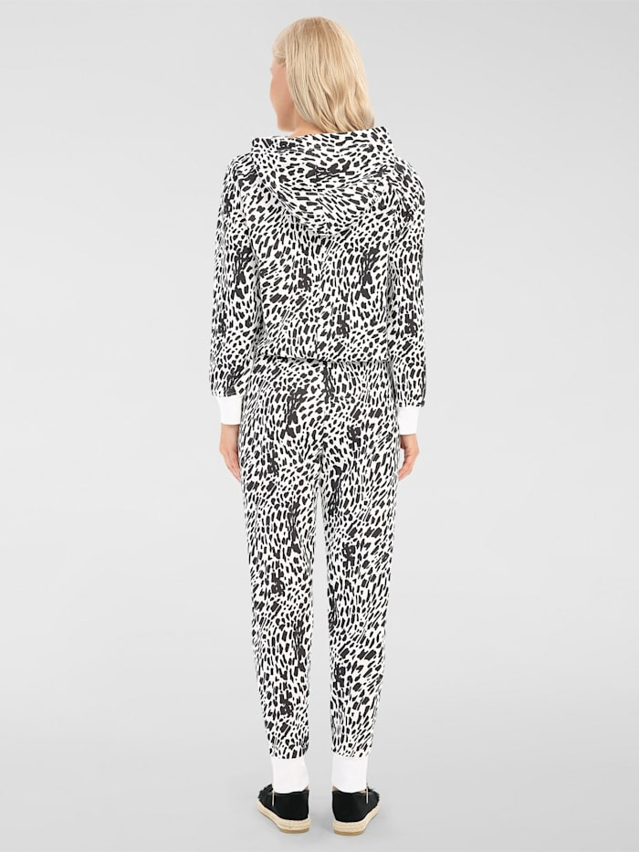 Jogginganzug / Homewear Animal Print