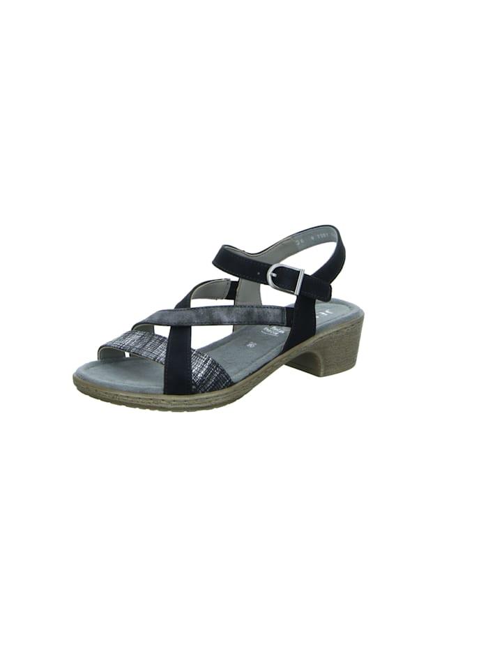 Jenny Sandalen/Sandaletten, schwarz