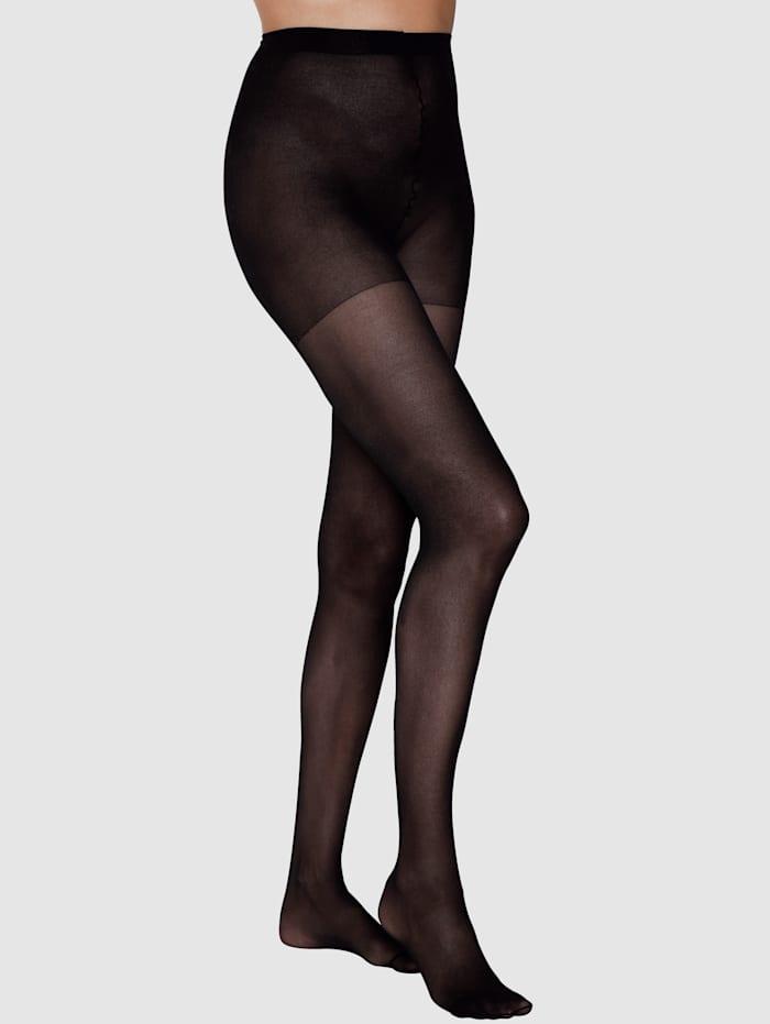 Disee Maxi-panty van zacht, soepel materiaal, Nude