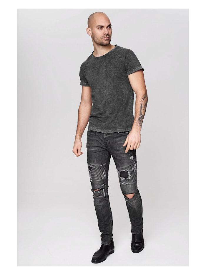 T-Shirt Premium Basic Tyler im Vintage-Look