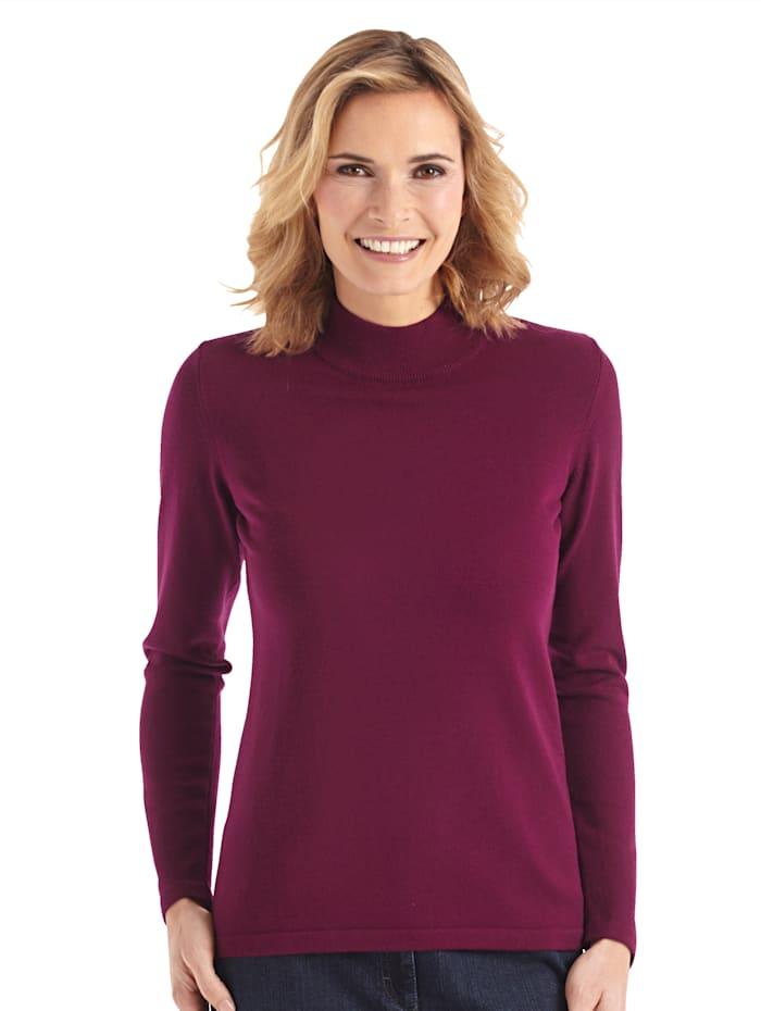 MONA Pullover in Traumhaft-Qualität, Beere