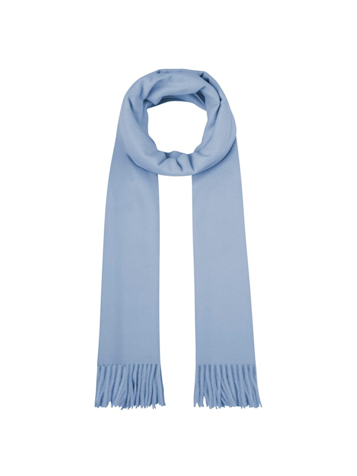 Codello Softer Oversized-Schal mit Viskose, light blue
