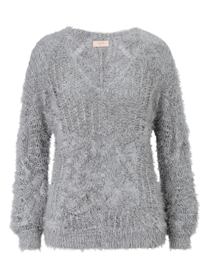 SIENNA Pullover, Grau