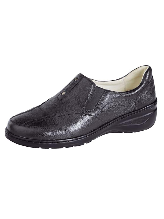 Naturläufer Slip-On Shoes, Black
