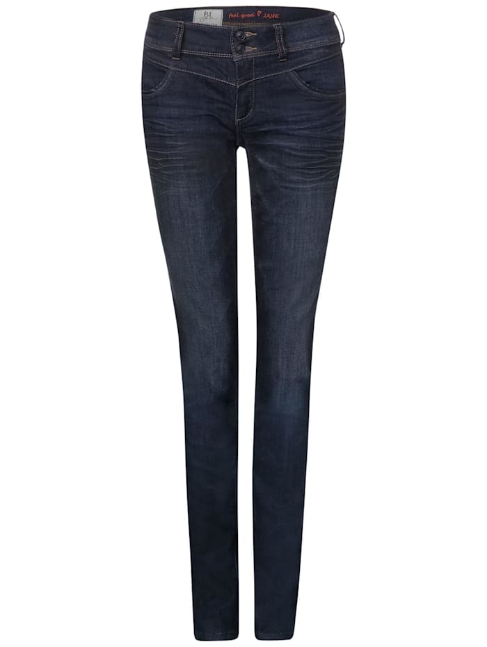 Street One Repreve® Denim Jane, blue soft wash