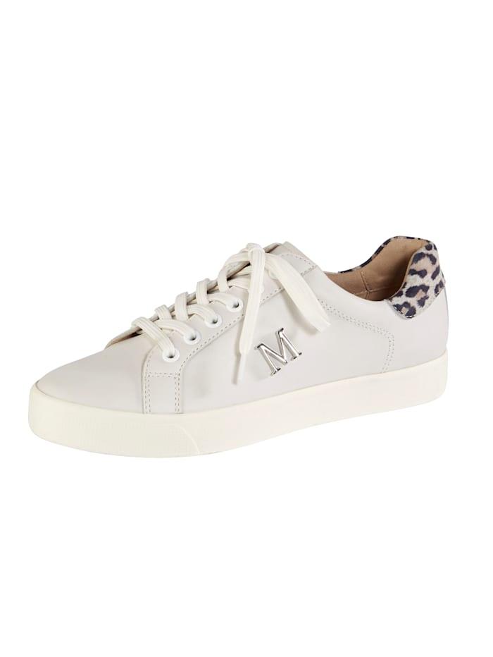 MONA Lace-up shoes, Cream White
