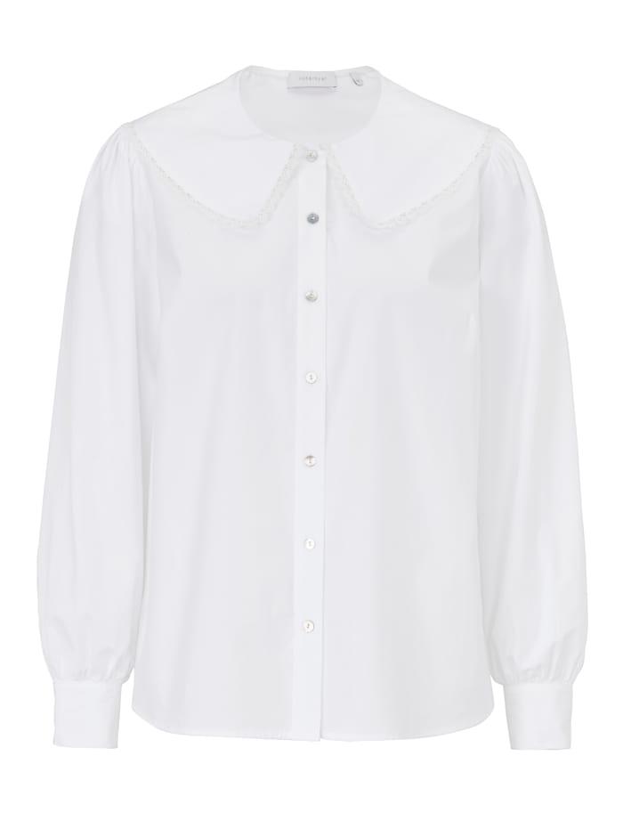 rich&royal Bluse, Off-white