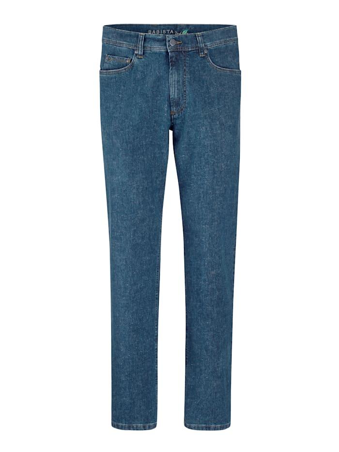 BABISTA Jeans voor een duurzame toekomst, Blauw