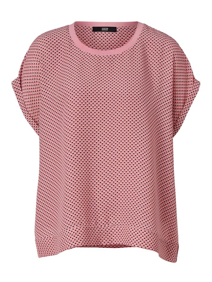 STEFFEN SCHRAUT Shirt, Rosé