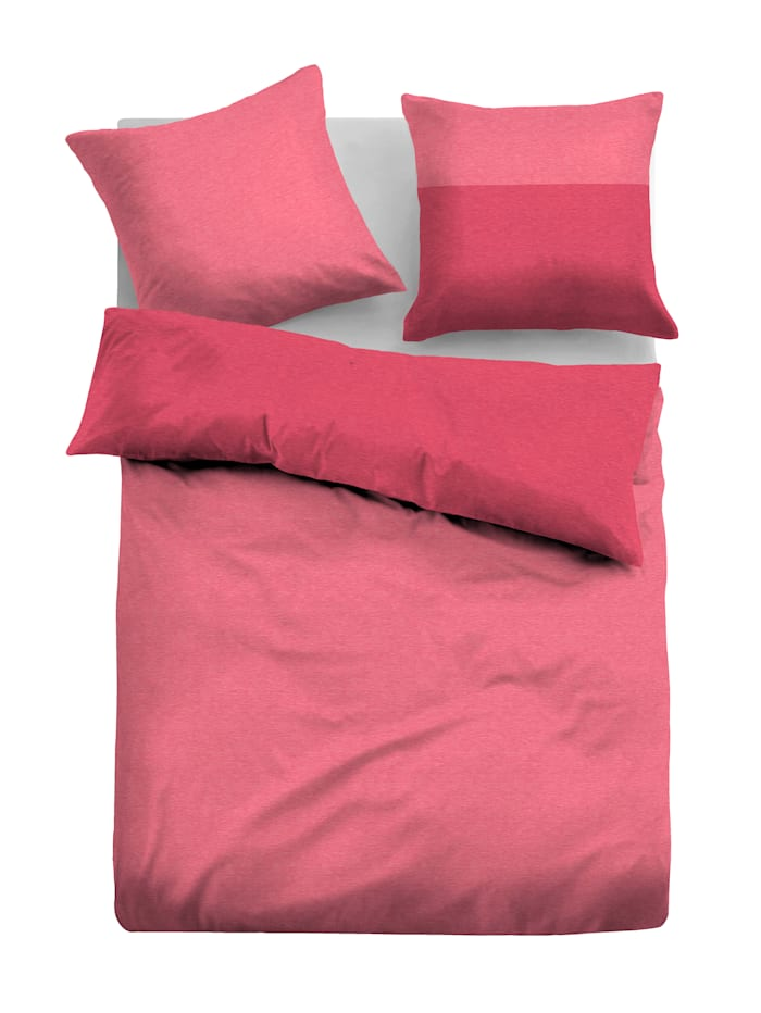 Tom Tailor Bedlinnen Hilda, cherry red