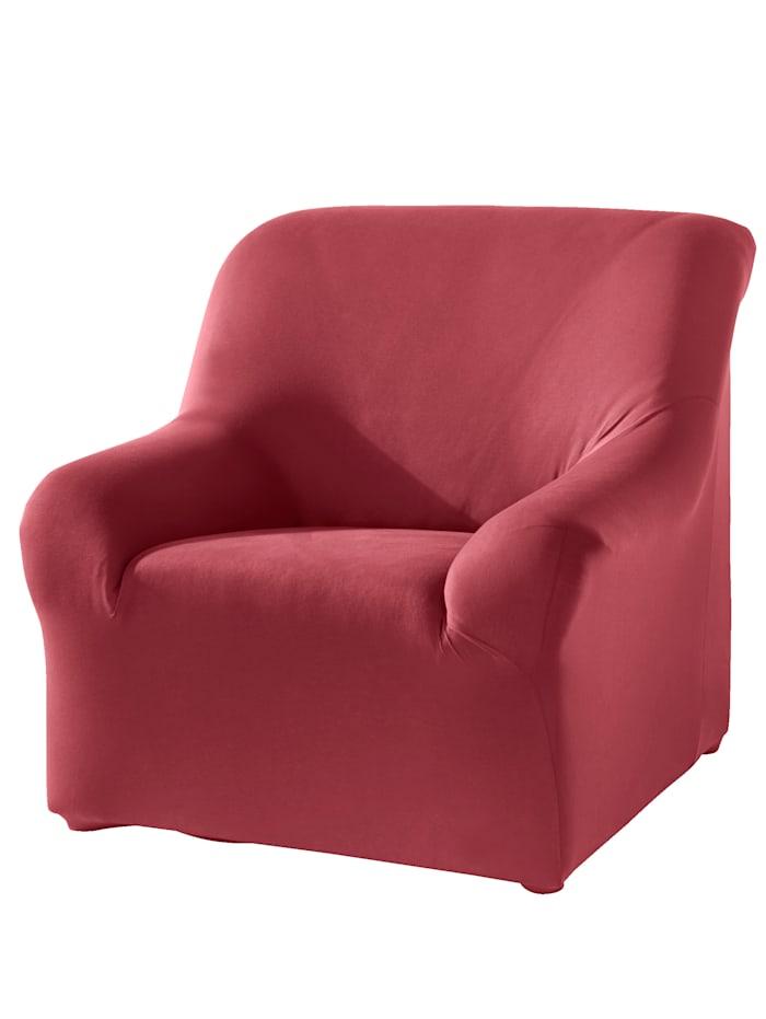 Webschatz Elastische meubelhoezen, rood