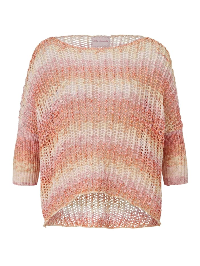 Mrs. Foxworthy Strickpullover, Multicolor