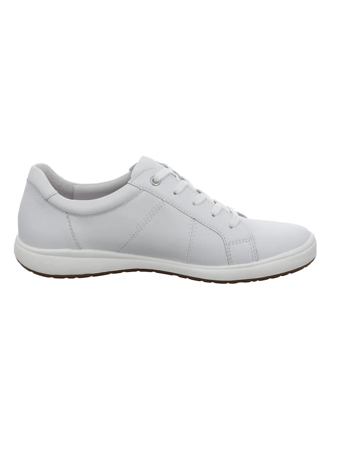Josef Seibel Damen-Sneaker Caren 01, weiss