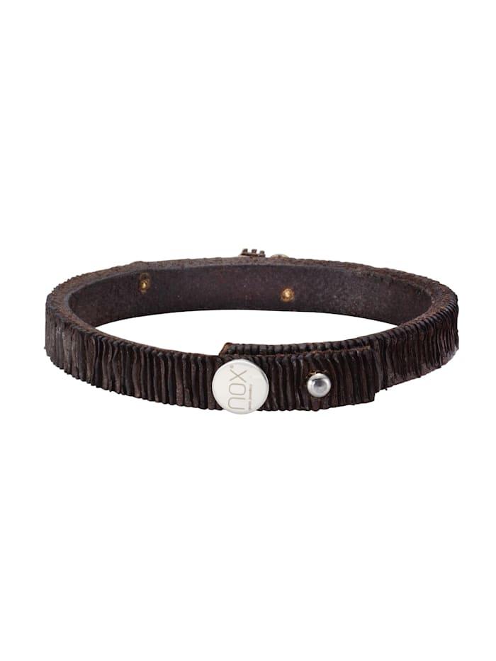 Armband Edelstahl 19,5-21cm Glänzend