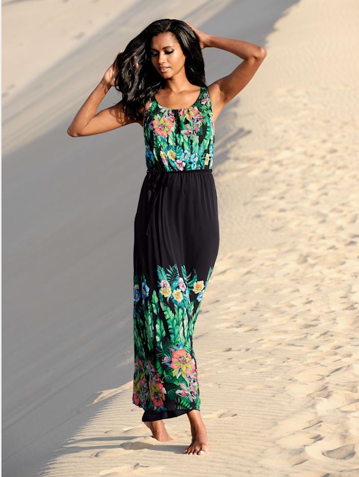 Strandkleid mit Chiffon