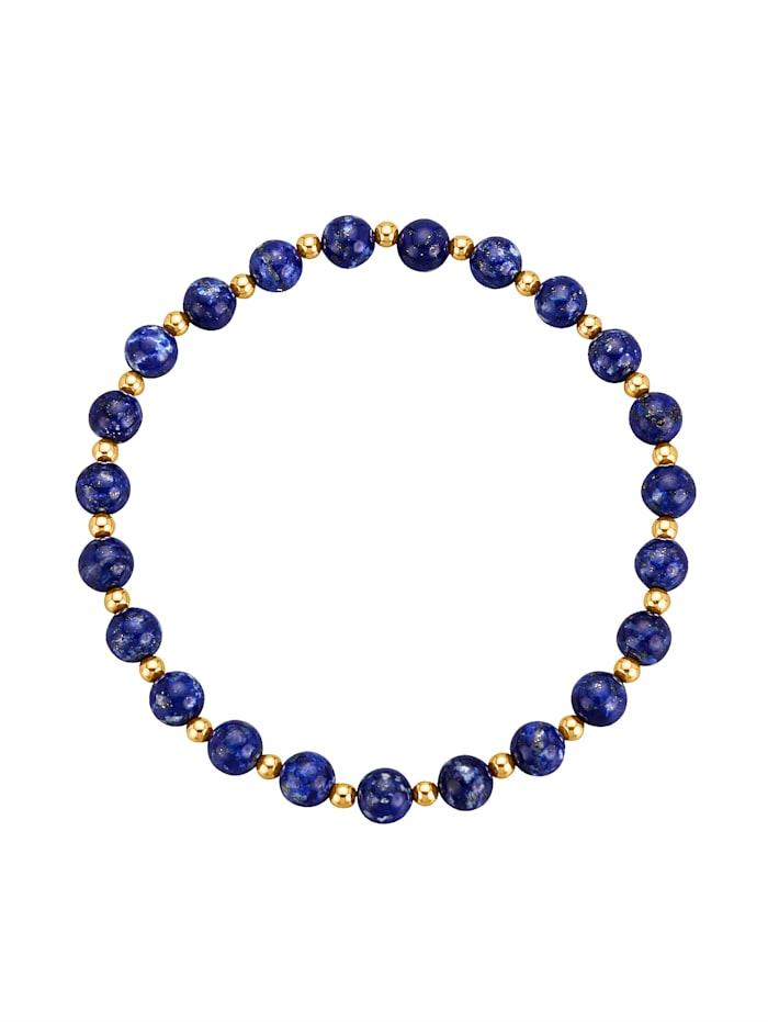 Lapislazuli-Armband, Blau
