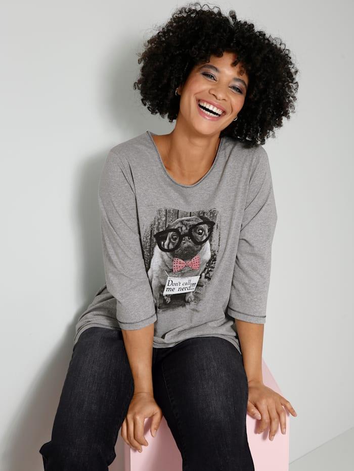 Shirt mit süßem Hundemotiv