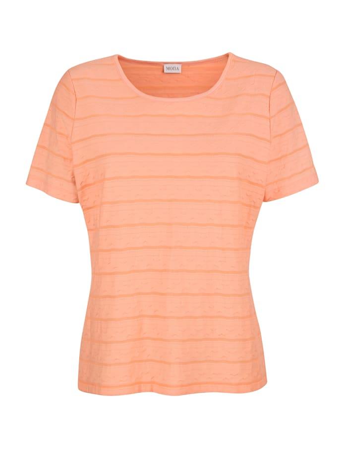 Shirt mit Struktur
