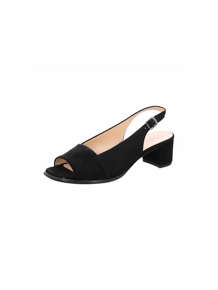 Hassia Sandalen/Sandaletten, schwarz