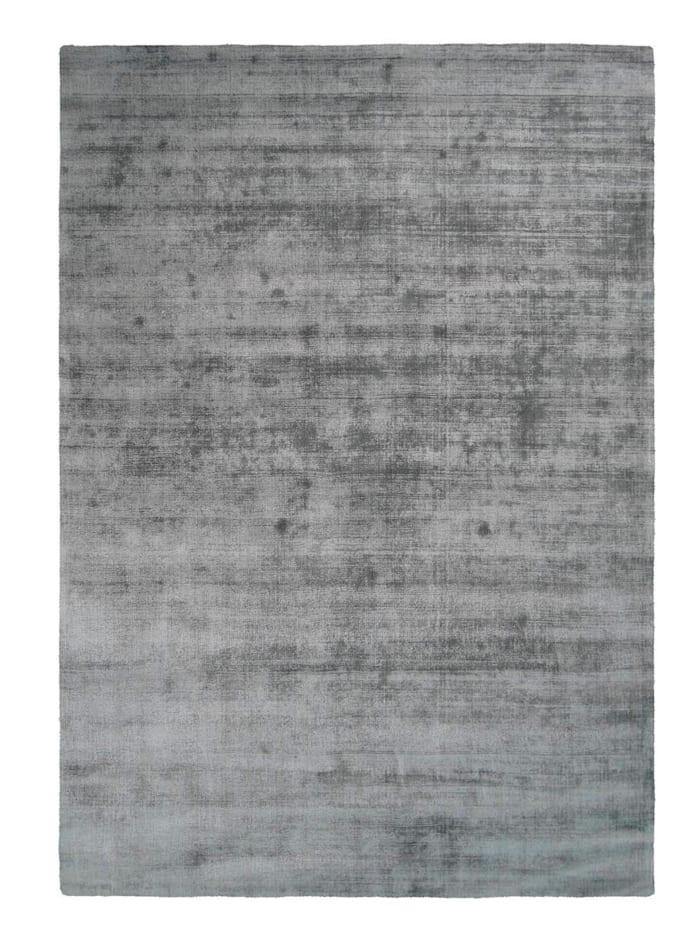 Kayoom Handwebteppich 'Gert', Hellgrün