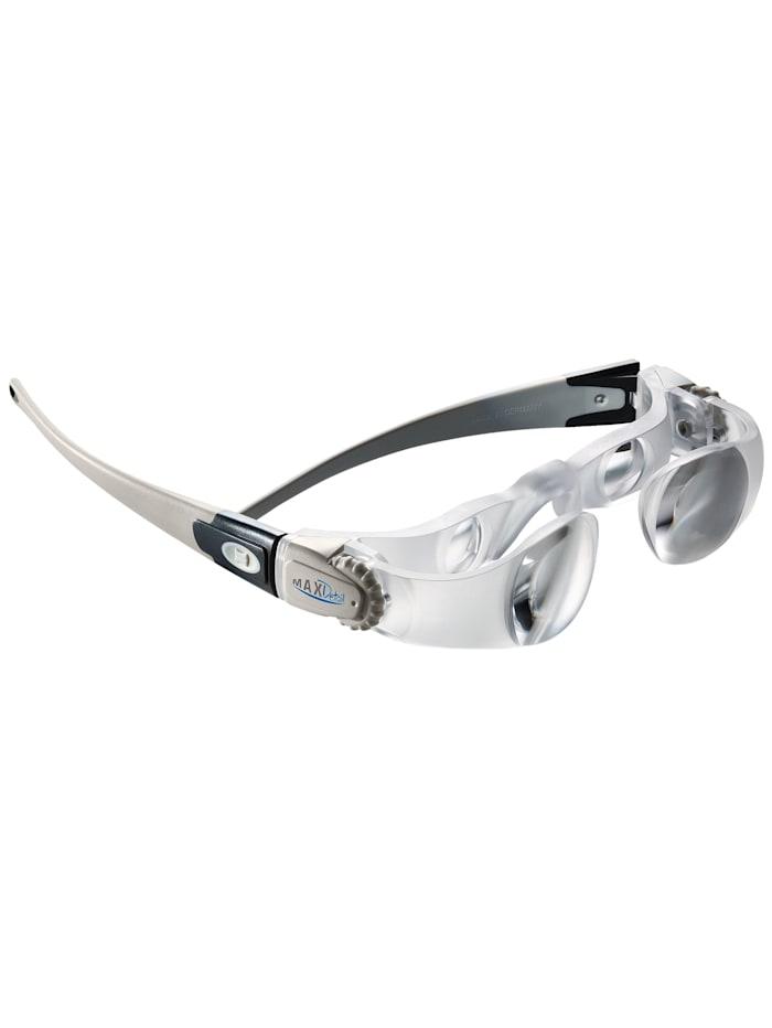 Lupebrille Max Detail Doppelt so groß sehen