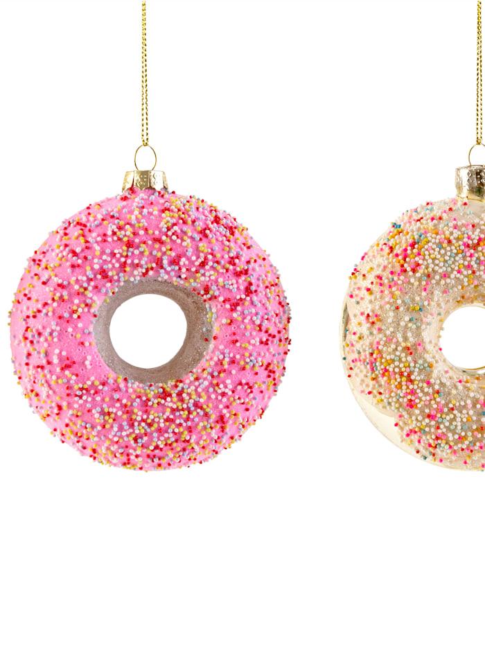 Hänger-Set, 4-tlg., Donut