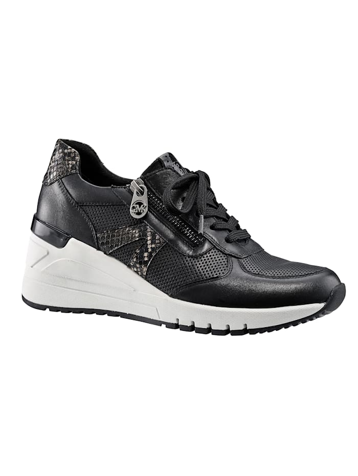 Sneaker in modieuze stijl
