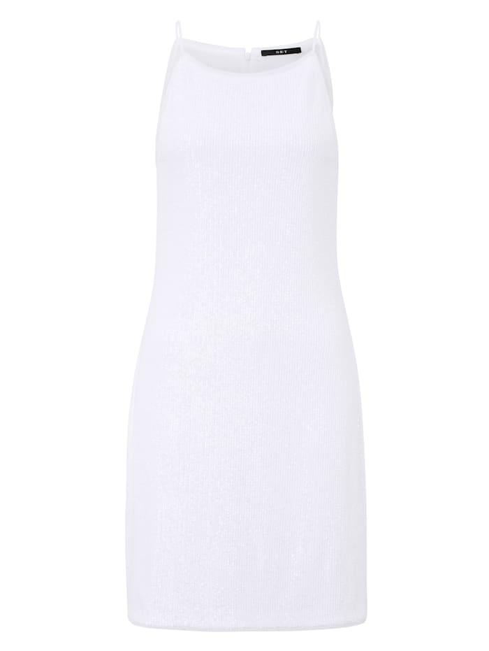SET Minikleid, Off-white