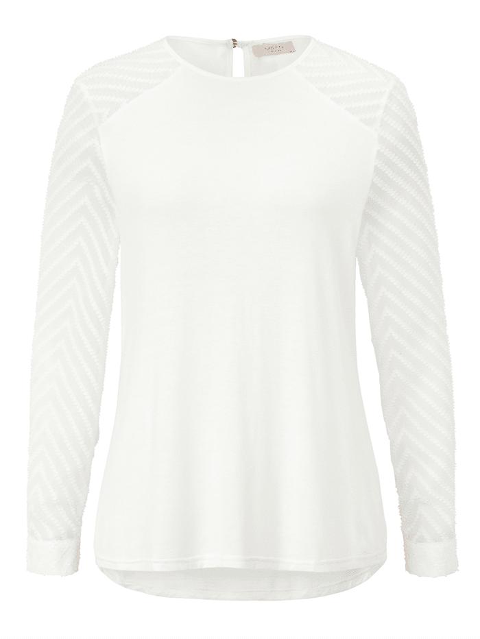 SIENNA Blusenshirt, Off-white