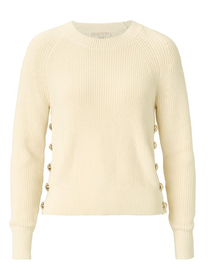 MICHAEL Michael Kors Pullover, Off-white