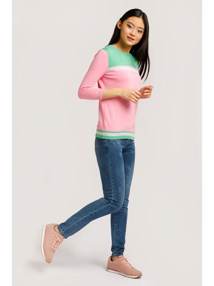 Slim Fit-Jeans mit toller Waschung