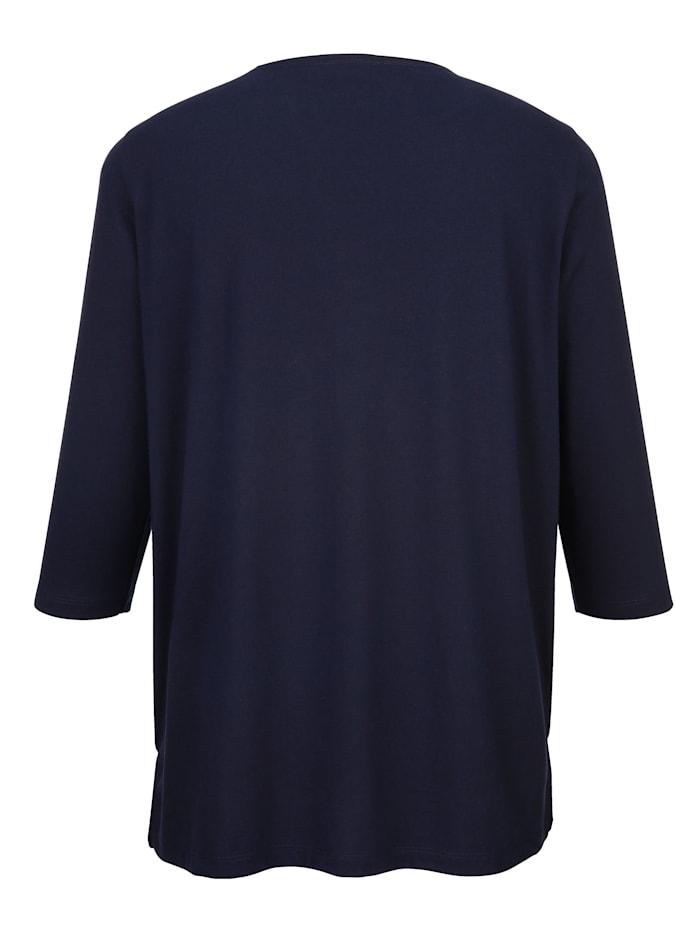 Shirt in modischer 2-in-1-Optik