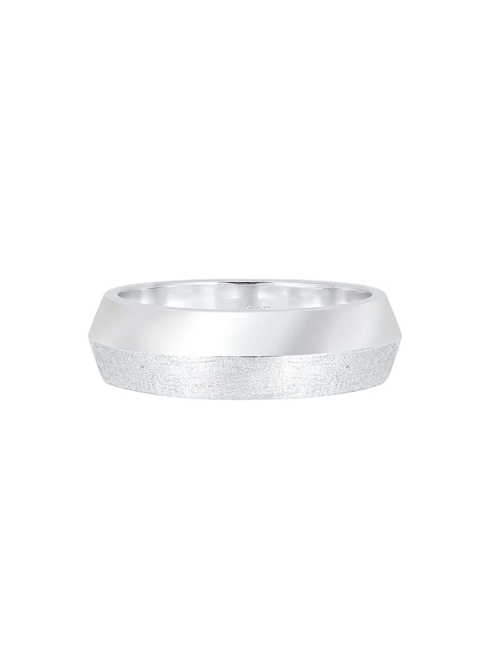 Ring Paarring Bandring Trauring Hochzeit 925Er Silber