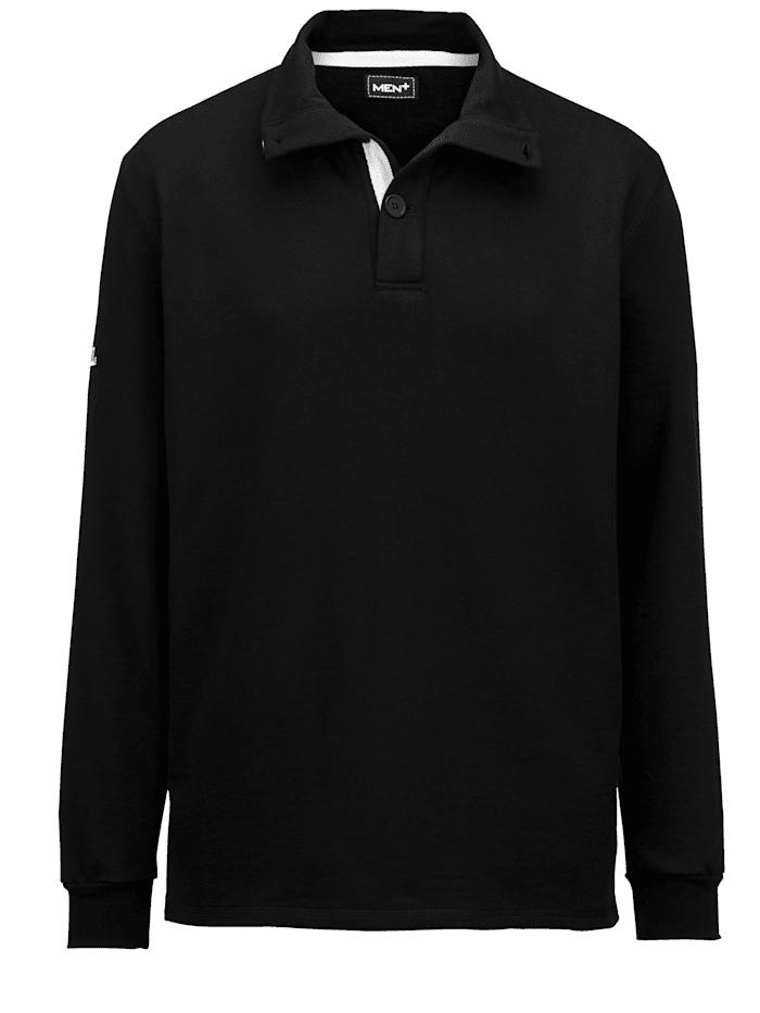 Sweatshirt aus reiner Baumwolle