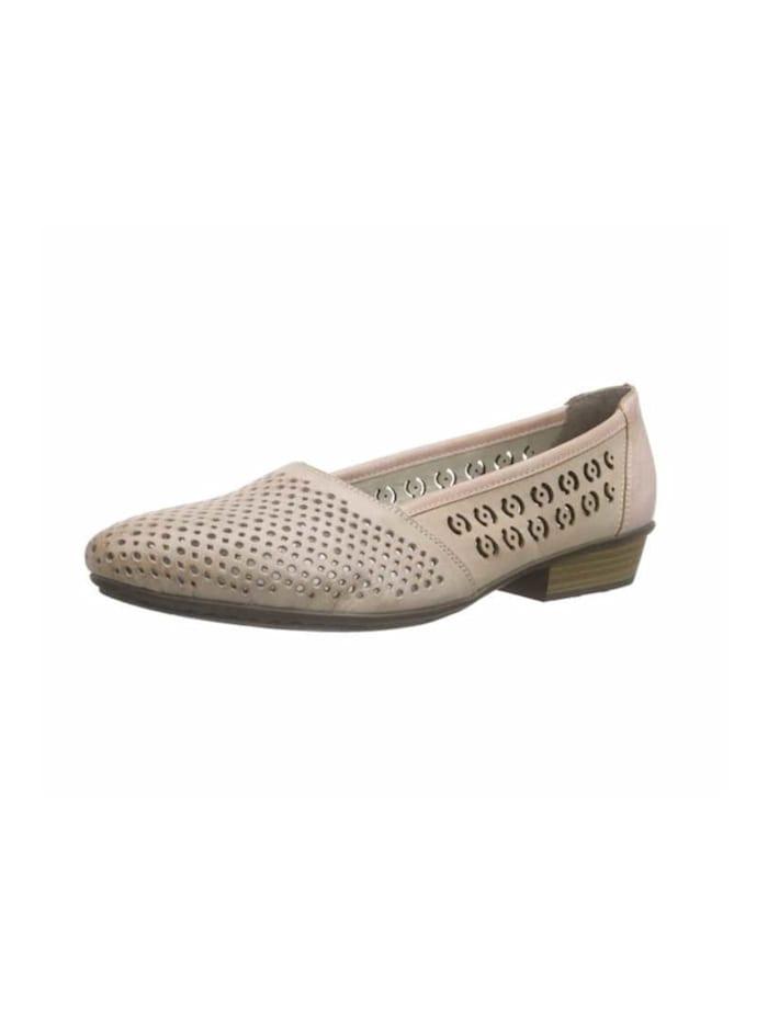 Rieker Sandalen/Sandaletten, grau