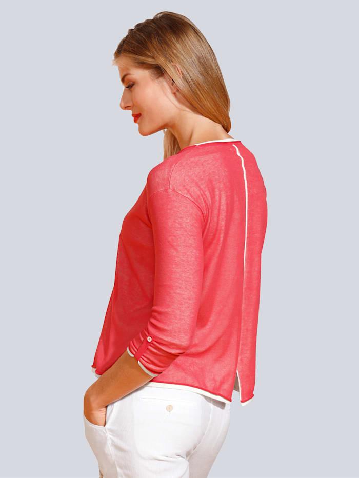 Shirt mit Layering-Optik