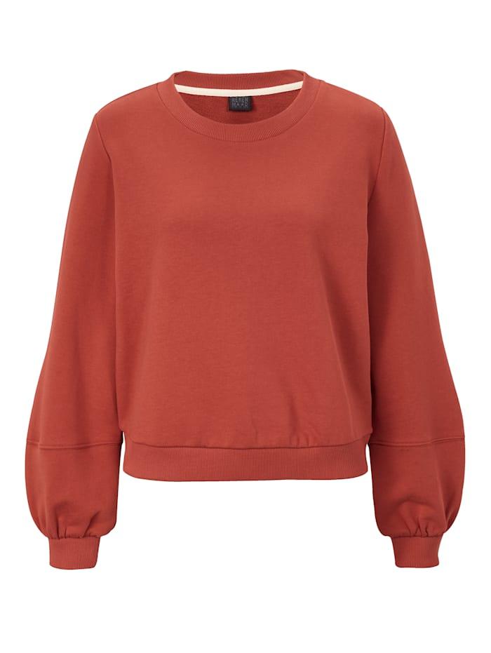 REKEN MAAR Sweatshirt, Rost